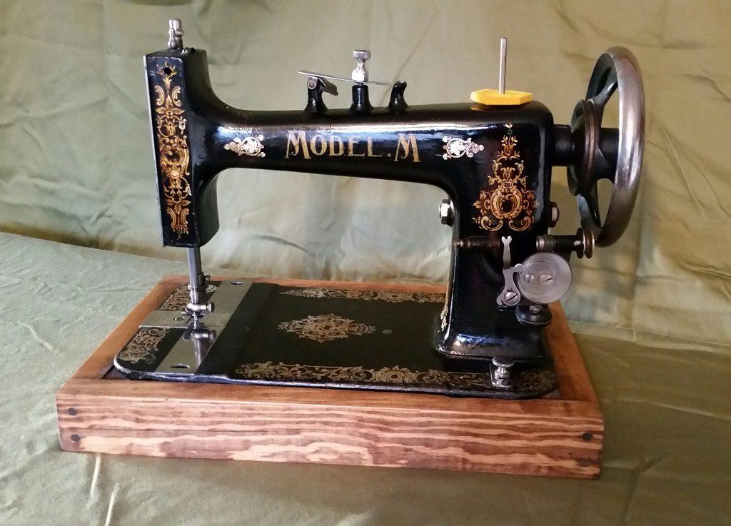 Model M Sewing Machine