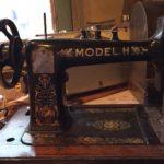 Modell H Sewing Machine