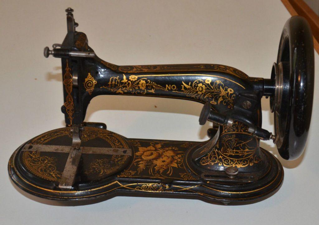 Raymond Sewing Machine Age