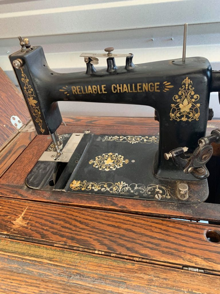 Reliable Challenge Sewing Machine