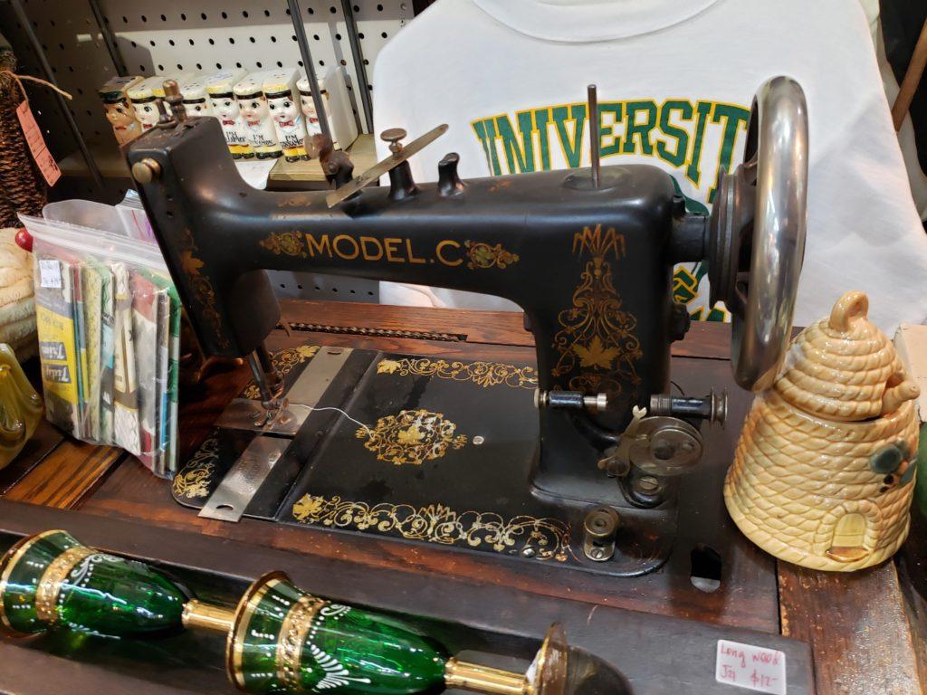 Model C Sewing Machine