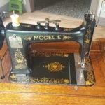 Model E Sewing Machine