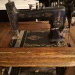 Challenge W Sewing Machine