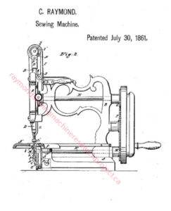 Charles Raymond Sewing